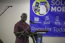 Innovative Mobile Wallet EziPei Launched in Honiara