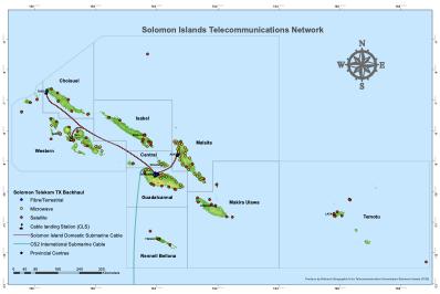 Solomon Telekom Transmission Backhaul